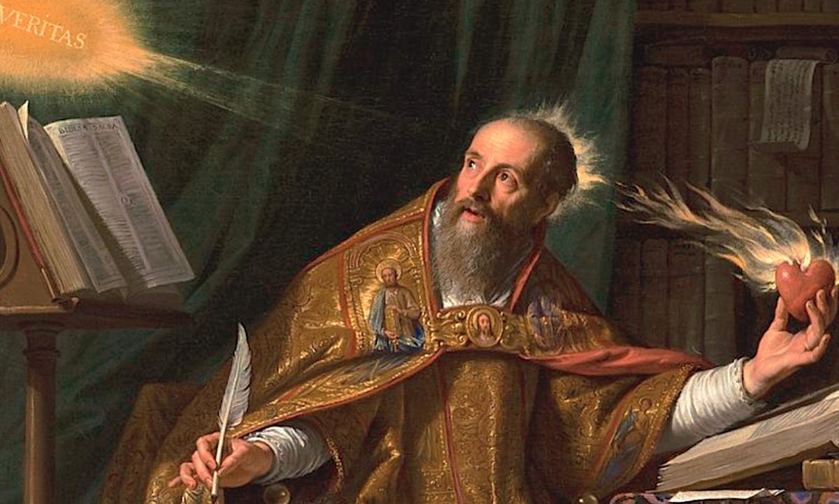 28 de agosto del 430: Muere San Agustín de Hipona - Enterate24.com
